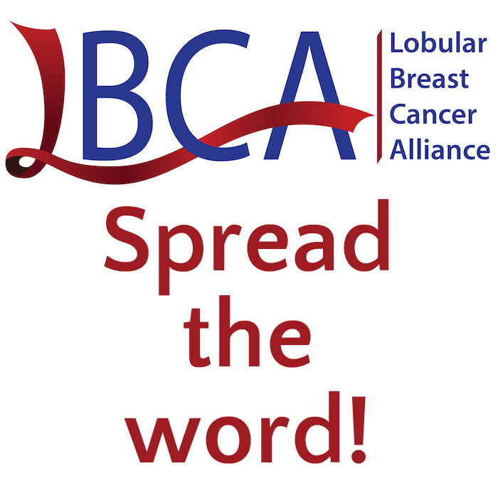 Spread the Word About the Lobular Breast Cancer Alliance