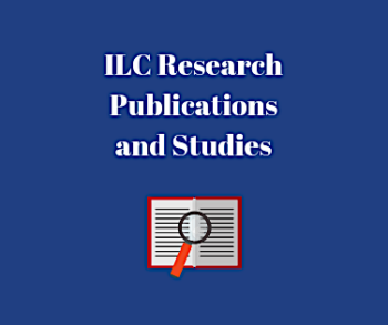 ILC research publications and studies