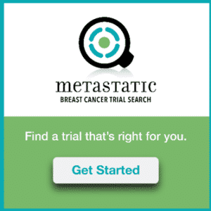Metastatic Breast Cancer Trial Search image