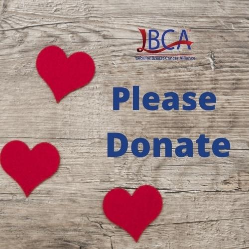 Donate to Lobular Breast Cancer Alliance